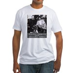 Villa and Zapata Fitted T-Shirt
