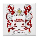 Dobenek Coat of Arms Tile Coaster