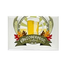 Oktoberfest 2012 Rectangle Magnet