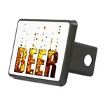 Beer Rectangular Hitch Cover