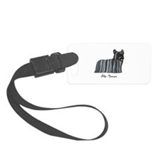 sky-terrier copy.jpg Luggage Tag