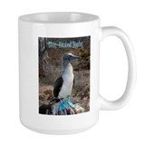 Blue footed booby - Mug - boobie