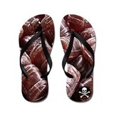 Root Beer Barrel Candy~Flip Flops