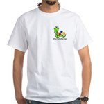 wxPython White T-Shirt