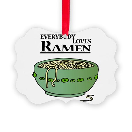 ramen noodles copy.png Picture Ornament