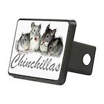 Chinchilla Rectangular Hitch Cover