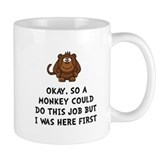 Monkey Job Coffee Mug