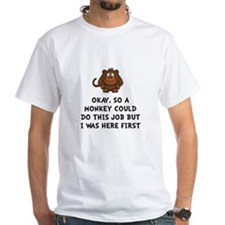 Monkey Job Shirt