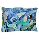 Dolphin Mermaid Party Pillow Case