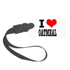 OATMEAL.PNG Luggage Tag