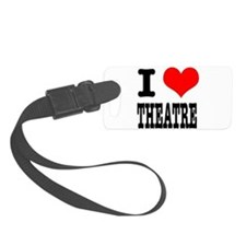 THEATRE.png Luggage Tag