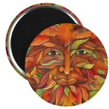 Autumn Greenman Magnet