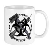 Zombie Response Team Small Mugs