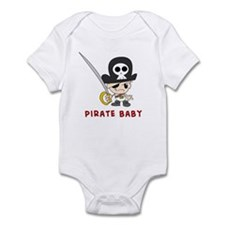 Pirate Baby Onesie
