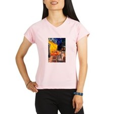 Cafe & Blue Abbysinian Performance Dry T-Shirt