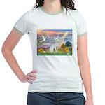 MP-CldStar-DevonRex1.png Jr. Ringer T-Shirt