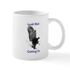 Coming in Eagle Mug