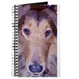 Collie Dog Sweet Face Journal