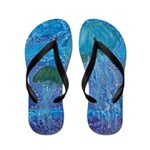 Jellyfish Duo Flip Flops