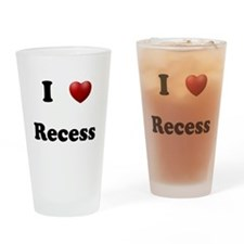 Recess Drinking Glass