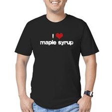 Cute Maple syrup T