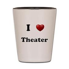 Theater Shot Glass