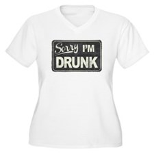 Sorry, I'm Drunk T-Shirt