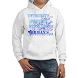 Airman's Girlfriend Core Values Hoodie