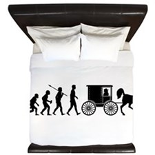 Amish King Duvet