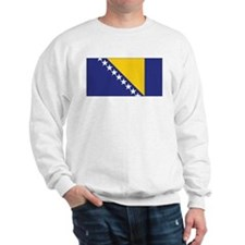 Bosnia Flag Sweatshirt