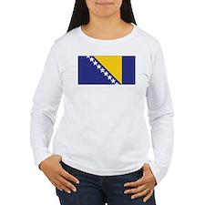 Bosnia Flag T-Shirt