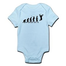 Graduated Infant Bodysuit