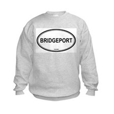 Bridgeport oval Sweatshirt