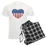 america heart pajamas