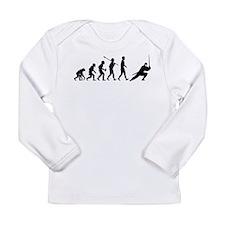 Ninja Long Sleeve Infant T-Shirt