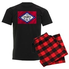 Arkansas State Flag Pajamas