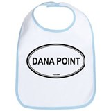 Dana Point oval Bib