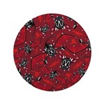 "Mystical Dragon Patterned 3.5"" Button (100 pa"