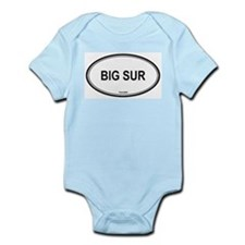 Big Sur oval Infant Creeper