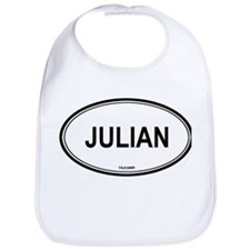 Julian oval Bib