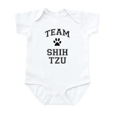 Team Shih Tzu Infant Bodysuit