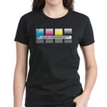 Gradients Women's Dark T-Shirt