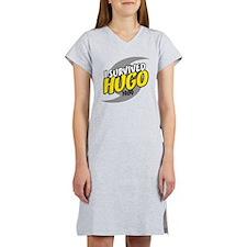 I Survived HUGO Women's Nightshirt