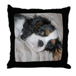 Cavalier King CharlesThrow Pillow