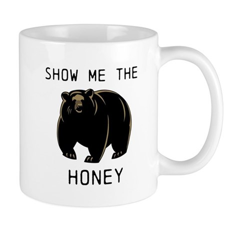 Show me the Honey! Mug
