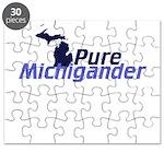 Michigander Puzzle