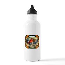 Beautiful Game Fowl Water Bottle