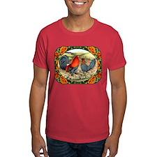 Beautiful Game Fowl T-Shirt