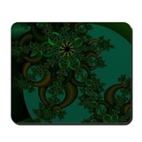 Sea Flowers Mousepad