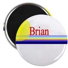 """Brian 2.25"""" Magnet (100 pack)"""